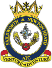 317 (Failsworth & Newton Heath) Air Training Corps (ATC)/Air Cadets Squadron badge. Click to go to the 317 (Failsworth & Newton Heath) Air Training Corps (ATC)/Air Cadets homepage