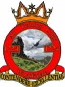 1224 (Wharfedale) Air Training Corps (ATC)/Air Cadets Squadron badge. Click to go to the 1224 (Wharfedale) Air Training Corps (ATC)/Air Cadets homepage