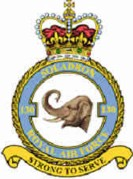 130 (Bournemouth) Air Training Corps (ATC)/Air Cadets Squadron badge. Click to go to the 130 (Bournemouth) Air Training Corps (ATC)/Air Cadets homepage