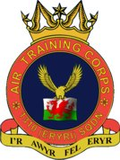 1310 (Eryri) Air Training Corps (ATC)/Air Cadets Squadron badge. Click to go to the 1310 (Eryri) Air Training Corps (ATC)/Air Cadets homepage
