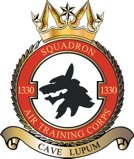 1330 (Warrington) Air Training Corps (ATC)/Air Cadets Squadron badge. Click to go to the 1330 (Warrington) Air Training Corps (ATC)/Air Cadets homepage