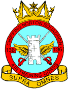 136 (Chipping Norton) Air Training Corps (ATC)/Air Cadets Squadron badge. Click to go to the 136 (Chipping Norton) Air Training Corps (ATC)/Air Cadets homepage