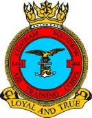 1404 (Chatham) Air Training Corps (ATC)/Air Cadets Squadron badge. Click to go to the 1404 (Chatham) Air Training Corps (ATC)/Air Cadets homepage