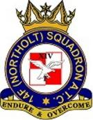14F (Northolt) Air Training Corps (ATC)/Air Cadets Squadron badge. Click to go to the 14F (Northolt) Air Training Corps (ATC)/Air Cadets homepage