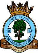 1913 (Knotty Ash) Air Training Corps (ATC)/Air Cadets Squadron badge. Click to go to the 1913 (Knotty Ash) Air Training Corps (ATC)/Air Cadets homepage