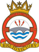 1990 (Ellon) Air Training Corps (ATC)/Air Cadets Squadron badge. Click to go to the 1990 (Ellon) Air Training Corps (ATC)/Air Cadets homepage