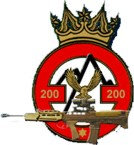 200 (Brixham) Detached Flight Air Training Corps (ATC)/Air Cadets Squadron badge. Click to go to the 200 (Brixham) Detached Flight Air Training Corps (ATC)/Air Cadets homepage