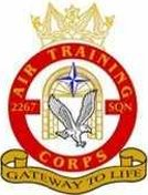 2267 (Brize Norton) Air Training Corps (ATC)/Air Cadets Squadron badge. Click to go to the 2267 (Brize Norton) Air Training Corps (ATC)/Air Cadets homepage
