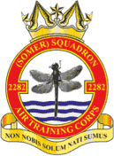 2282 (Somer) Air Training Corps (ATC)/Air Cadets Squadron badge. Click to go to the 2282 (Somer) Air Training Corps (ATC)/Air Cadets homepage