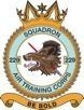 229 (Farnham) Air Training Corps (ATC)/Air Cadets Squadron badge. Click to go to the 229 (Farnham) Air Training Corps (ATC)/Air Cadets homepage