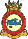 2328 (Bishops Cleeve) Air Training Corps (ATC)/Air Cadets Squadron badge. Click to go to the 2328 (Bishops Cleeve) Air Training Corps (ATC)/Air Cadets homepage