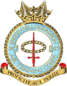 2427 (Biggin Hill) Air Training Corps (ATC)/Air Cadets Squadron badge. Click to go to the 2427 (Biggin Hill) Air Training Corps (ATC)/Air Cadets homepage