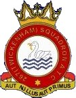 267 (Twickenham) Air Training Corps (ATC)/Air Cadets Squadron badge. Click to go to the 267 (Twickenham) Air Training Corps (ATC)/Air Cadets homepage