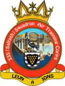 335 (Saltash) Air Training Corps (ATC)/Air Cadets Squadron badge. Click to go to the 335 (Saltash) Air Training Corps (ATC)/Air Cadets homepage