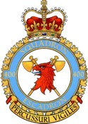 400 (Birkenhead) Air Training Corps (ATC)/Air Cadets Squadron badge. Click to go to the 400 (Birkenhead) Air Training Corps (ATC)/Air Cadets homepage