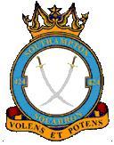 424 (Southampton) Air Training Corps (ATC)/Air Cadets Squadron badge. Click to go to the 424 (Southampton) Air Training Corps (ATC)/Air Cadets homepage