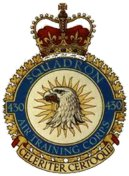 430 (Droylsden) Air Training Corps (ATC)/Air Cadets Squadron badge. Click to go to the 430 (Droylsden) Air Training Corps (ATC)/Air Cadets homepage