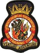79 (Whitchurch) Air Training Corps (ATC)/Air Cadets Squadron badge. Click to go to the 79 (Whitchurch) Air Training Corps (ATC)/Air Cadets homepage