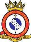 864 (Watton) Air Training Corps (ATC)/Air Cadets Squadron badge. Click to go to the 864 (Watton) Air Training Corps (ATC)/Air Cadets homepage