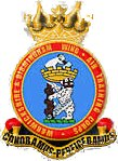 Warwick & Birmingham Wing Air Training Corps (ATC)/Air Cadets Wing badge. Click to go to the Warwick & Birmingham Wing Air Training Corps (ATC)/Air Cadets Wing homepage
